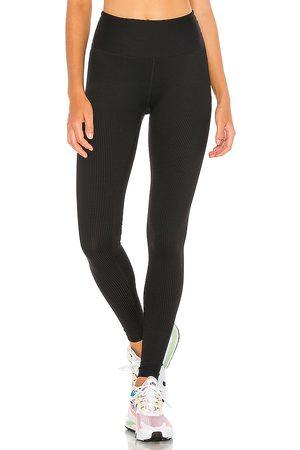 YEAR OF OURS Mujer Leggings y treggings - High ribbed legging en color talla L en - Black. Talla L (también en S, XS, M).