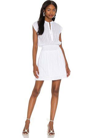 Rails Mujer Vestidos - Vestido angelina en color blanco talla L en - White. Talla L (también en XS, M, S).
