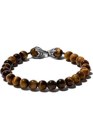 David Yurman Pulsera Spiritual Beads con ojo de tigre