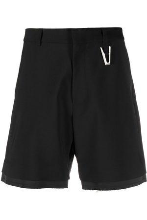 1017 ALYX 9SM Hombre Shorts - Shorts de vestir con tiro medio