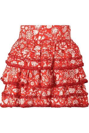 POUPETTE ST BARTH Mujer Estampadas - Exclusive to Mytheresa – Bibi floral miniskirt