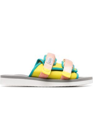 SUICOKE Flip flops con correa doble