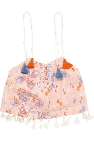 POUPETTE ST BARTH Mujer Tank tops - Exclusive to Mytheresa – Mara printed tank top