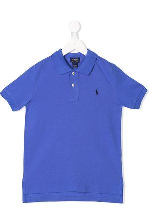 Ralph Lauren Niño Polos - Playera tipo polo con logo