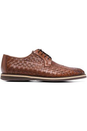 BALDININI Hombre Zapatos casuales - Zapatos de vestir con diseño tejido