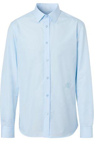 Burberry Hombre Camisas - Camisa con monograma