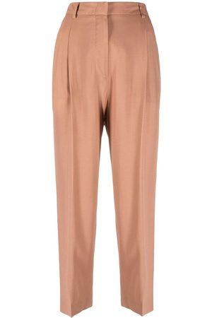 ALBERTO BIANI Pantalones rectos con detalle de pinzas