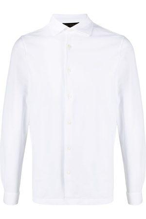 DELL'OGLIO Hombre Camisas - Camisa con botones