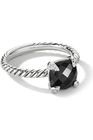 David Yurman Anillo Chatelaine con diamantes