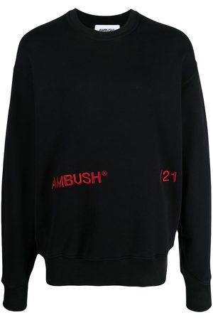 AMBUSH Hombre Sudaderas - Sudadera con logo estampado
