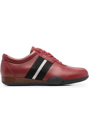 Bally Hombre Tenis - Frenz leather trainers