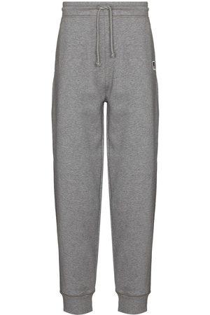 HUGO BOSS Pantalones de chándal con parche del logo