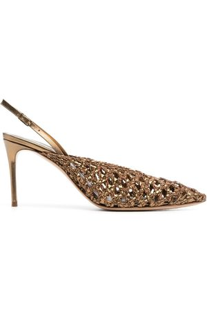 Casadei Mujer Pumps - Sling-back pointed pumps