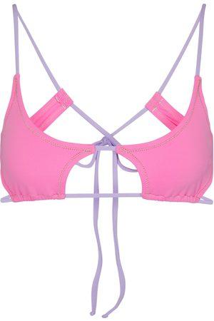 Reina Olga Mujer Bikinis - Exclusive to Mytheresa – Theresa bikini top