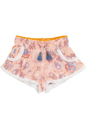 POUPETTE ST BARTH Mujer Estampados - Exclusive to Mytheresa – Lulu floral shorts