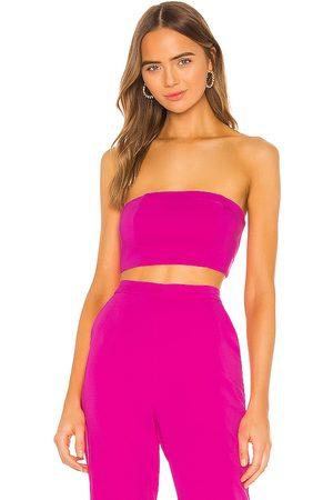 NBD Mujer Tops - Top banda topaz en color rosado talla L en - Pink. Talla L (también en XXS, XS, S, M, XL).