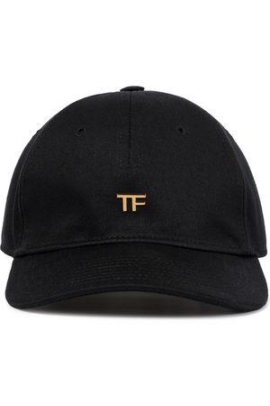 Tom Ford TF canvas baseball hat