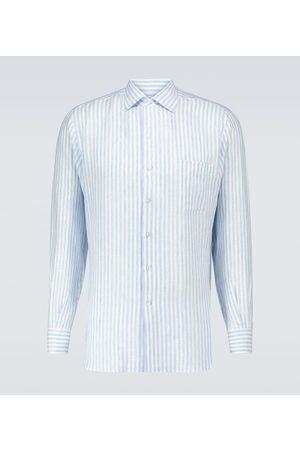 Loro Piana André linen shirt