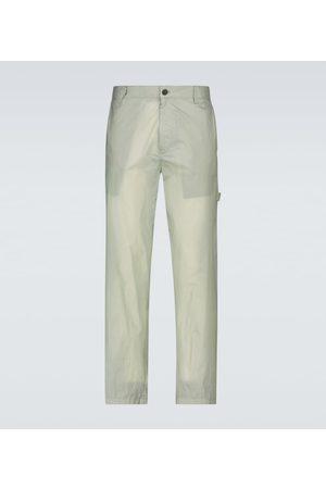 Moncler Genius 5 MONCLER CRAIG CREEN nylon chino pants