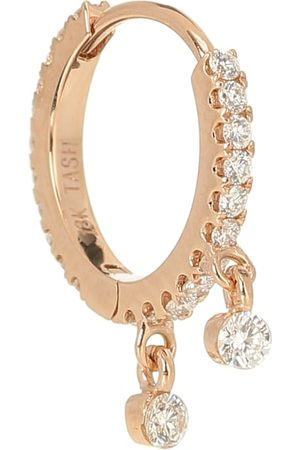 Maria Tash Mujer Aretes - Eternity 18kt gold and diamond earring