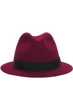 Saint Laurent Bogart Felt Hat