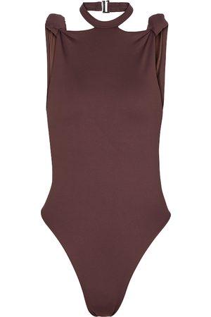 The Attico Mujer Trajes de baño completos - Halterneck swimsuit