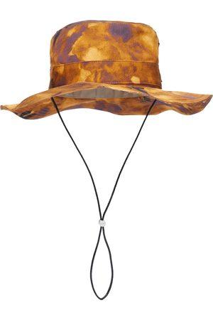 Loewe Paula's Ibiza tie-dye canvas bucket hat