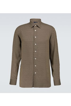 LARDINI Hombre Formales - Elangelo long-sleeved shirt