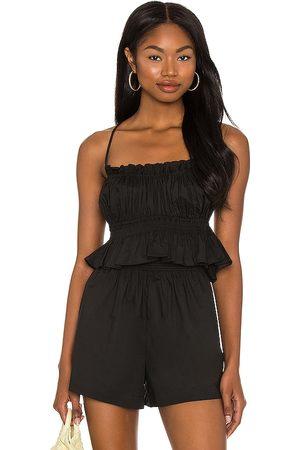 LPA Mujer Tops - Abram top en color talla L en - Black. Talla L (también en XXS, XS, S, M, XL).