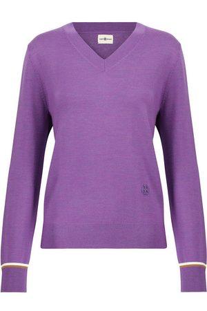 Tory Sport Mujer Suéteres - Merino wool sweater