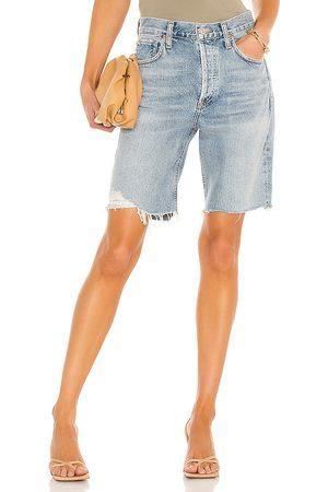 Citizens of Humanity Mujer Shorts - Ambrosio short en color azul talla 23 en - Blue. Talla 23 (también en 24, 25, 26, 27, 28).