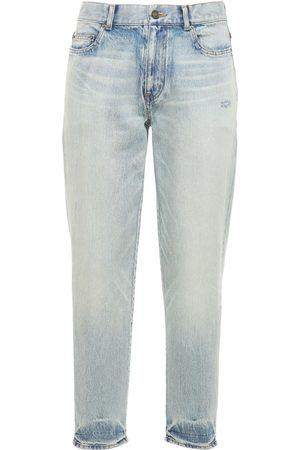 Saint Laurent Hombre Rectos - Jeans Rectos De Denim