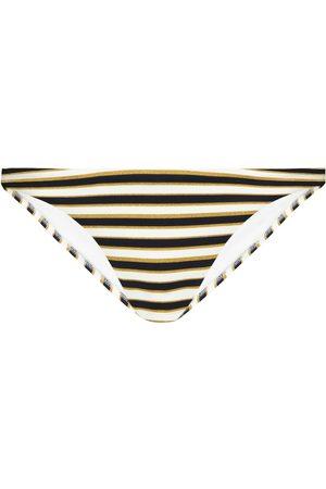 Melissa Odabash Exclusive to Mytheresa – Angola striped bikini bottoms