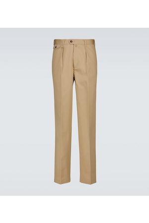 UNDERCOVER Cotton chino pants