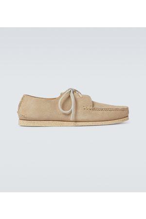 YUKETEN 2 Pieces Oxford suede shoes