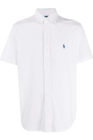 Polo Ralph Lauren Hombre Polos - Playera tipo polo con logo bordado