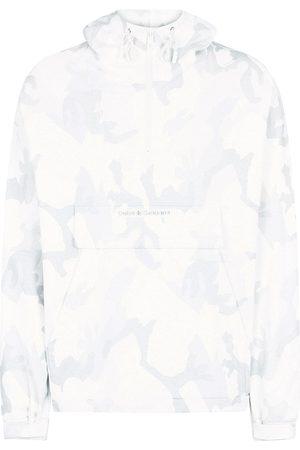 Dolce & Gabbana Hombre Con capucha - Hoodie con estampado abstracto