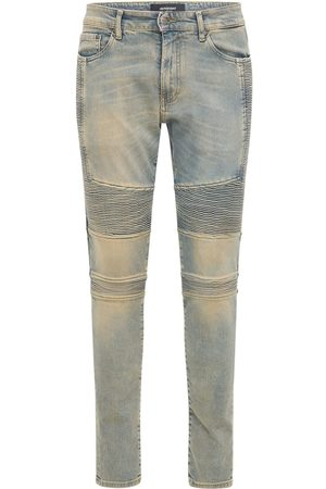 Represent Jeans Skinny Biker De Denim