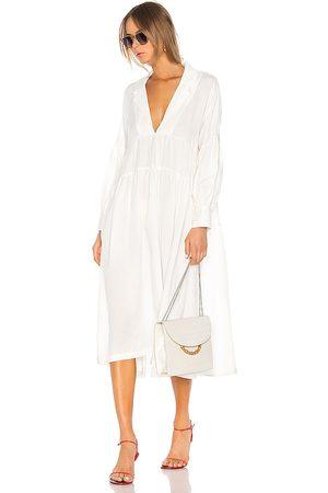 L'Academie Vestido celina en color talla L en - White. Talla L (también en XXS, XS, S, M, XL).