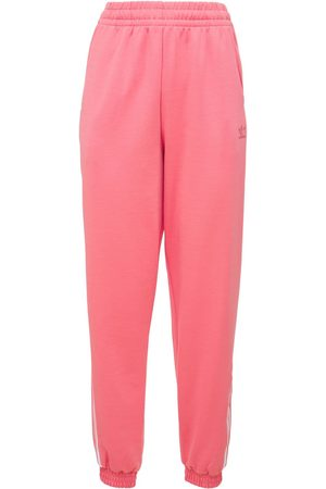 adidas Mujer Pantalones - Pantalones Deportivos Con Logo