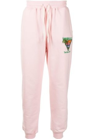 Casablanca Pants con bordado