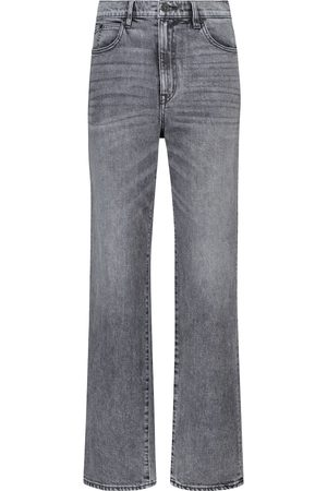 SLVRLAKE Mujer Rectos - London high-rise straight-leg jeans