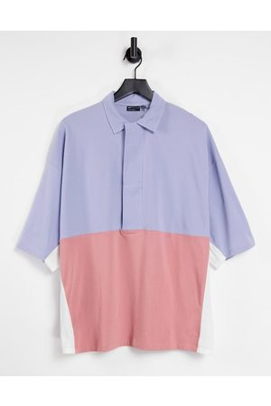 ASOS Oversized polo t