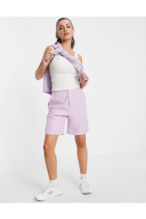 Urban Threads Mujer Shorts - Longline tailored shorts co