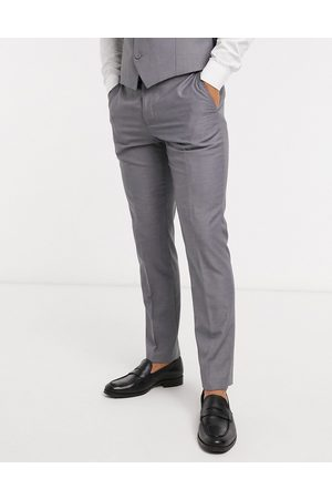 French Connection Mujer Slim y skinny - Plain trousers in slim fit