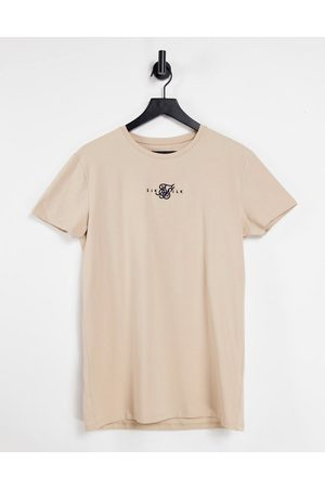 SikSilk Hombre Playeras - Allure straight hem t