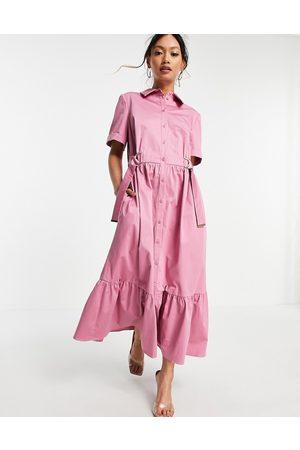 Ted Baker Luuciiy dress in pink