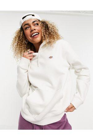 Dickies Mujer Con capucha - Oakport hoodie in ecru