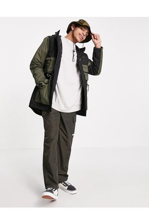 Vans Hombre Abrigos - Scottsdale MTE coat in black and grape leaf
