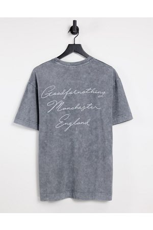 Good For Nothing Hombre Playeras - Oversized t